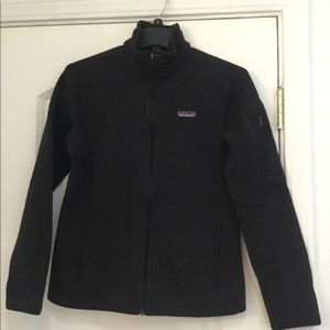 Patagonia Women's Better Sweater in Black